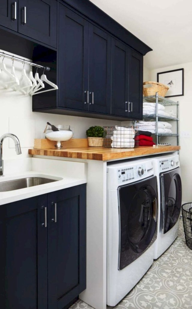 48 Small Laundry Room Design Ideas That You Can Try