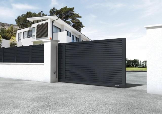49 Gorgeous Modern Fence Design Ideas To Enhance Your