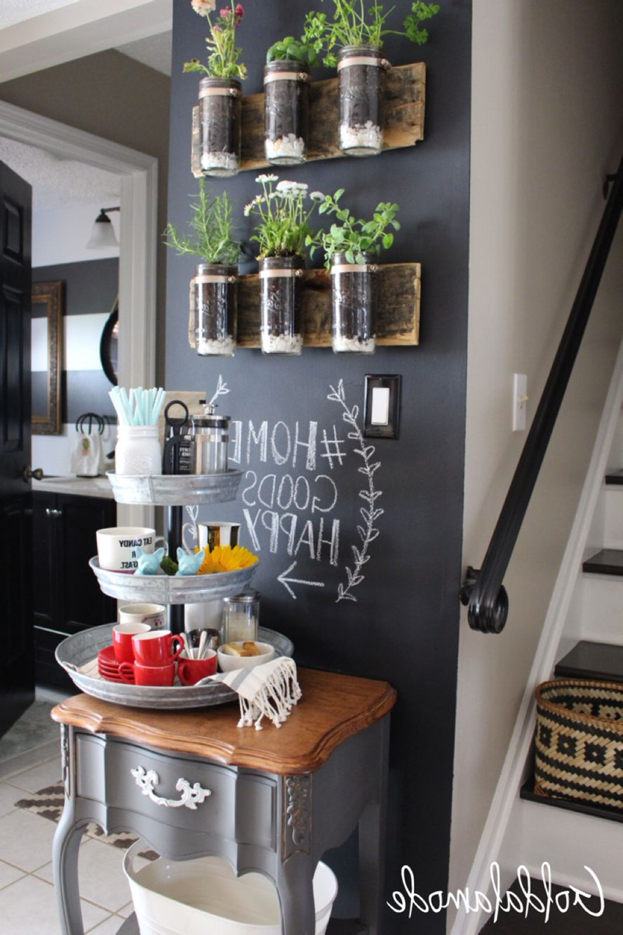 5 Easy Ways To Add Charm To Your Spring Kitchen Impress