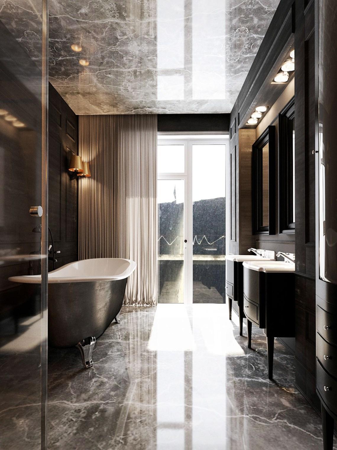 5 On Behance Spa Bathroom Design Minimalist Bathroom