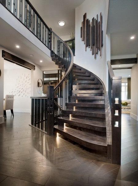 50 Amazing And Unique Staircase Design Ideas