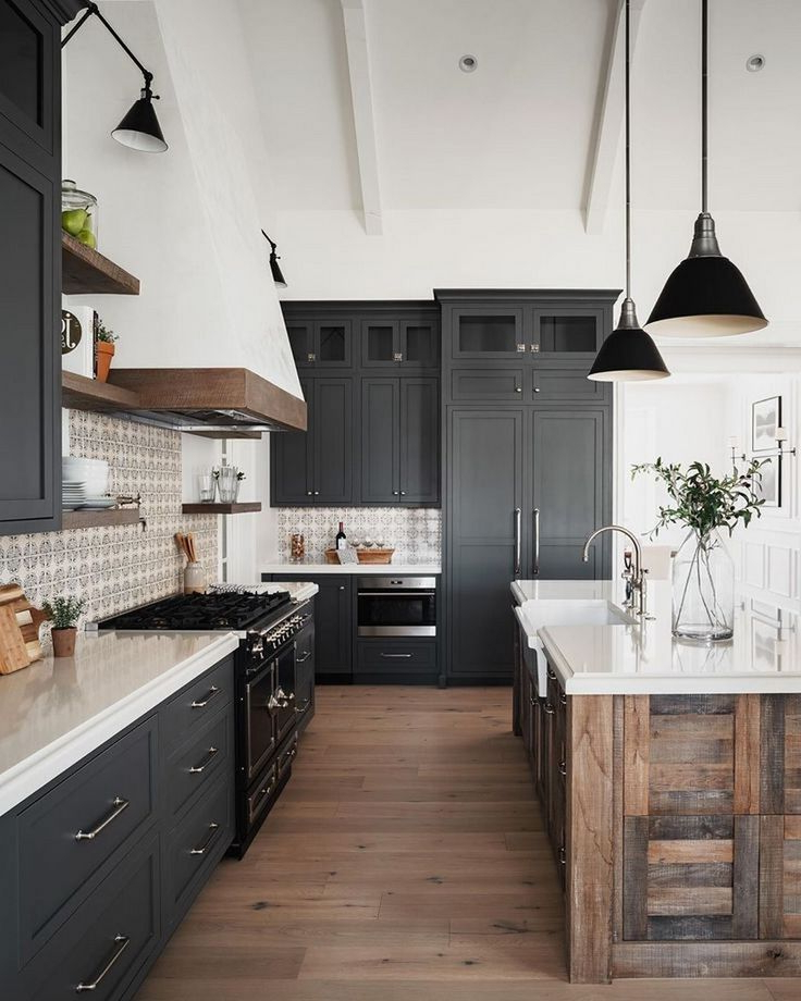 50 Amazing Industrial Kitchen Designs 2019 The Best