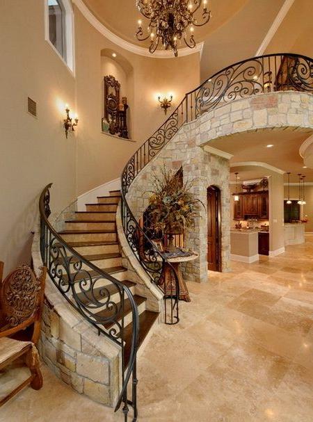 50 Amazing Staircase Ideas33 Casas De Ensueo Casas De