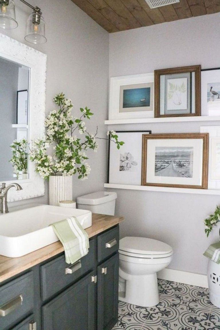 50 Best Small Bathroom Ideas On A Budget Modern