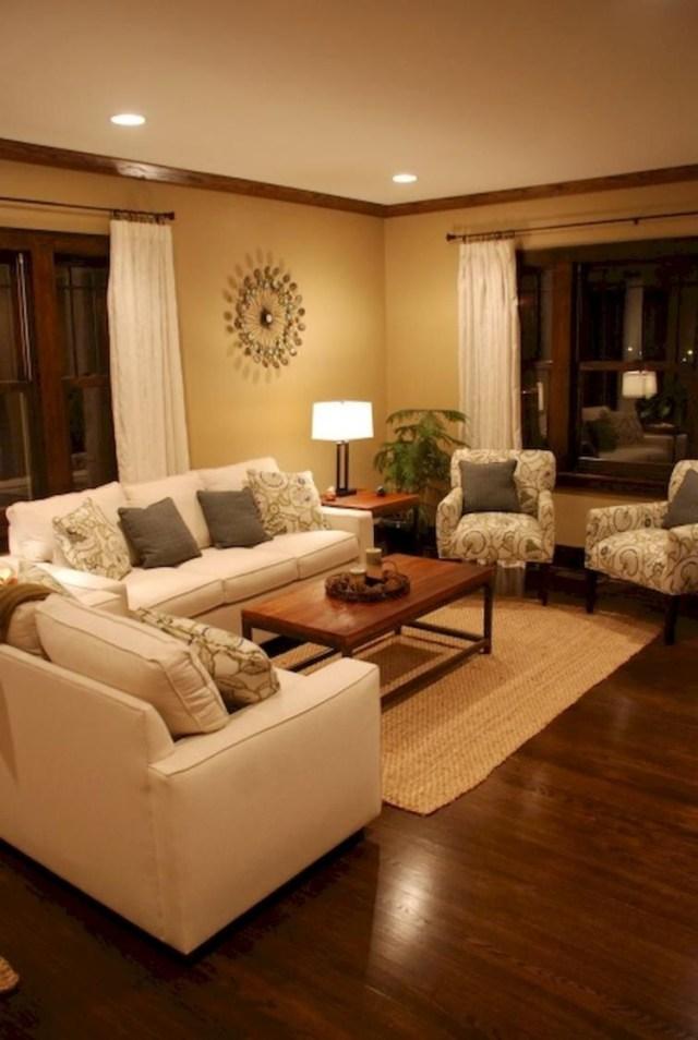 50 Cozy Modern Living Room Decorating Inspirations