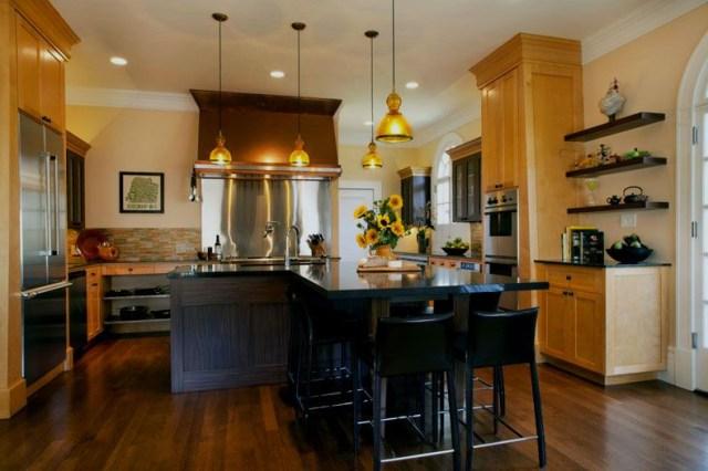 50 Gorgeous Kitchen Island Design Ideas Homeluf