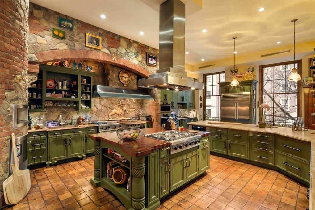 50 Rustic Kitchen Ideas For 2019