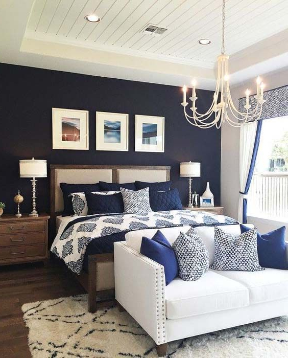 50 Rustic Master Bedroom Decor Ideas In 2020 Small