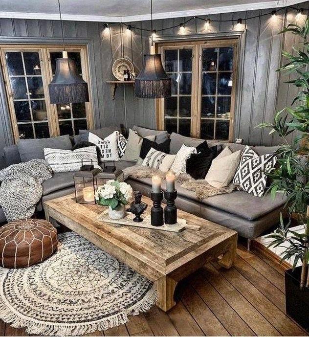 50 Stunning Ideas Modern Living Room Decor Chic Home