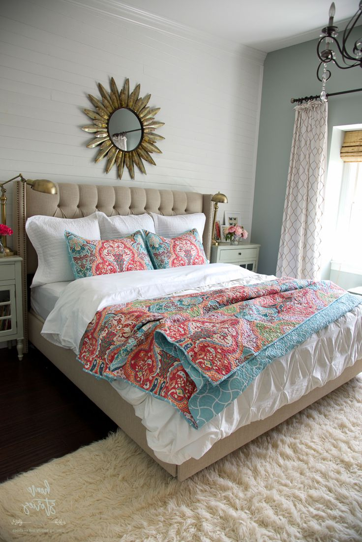 507 Best Bedrooms Images On Pinterest Bedroom Makeovers