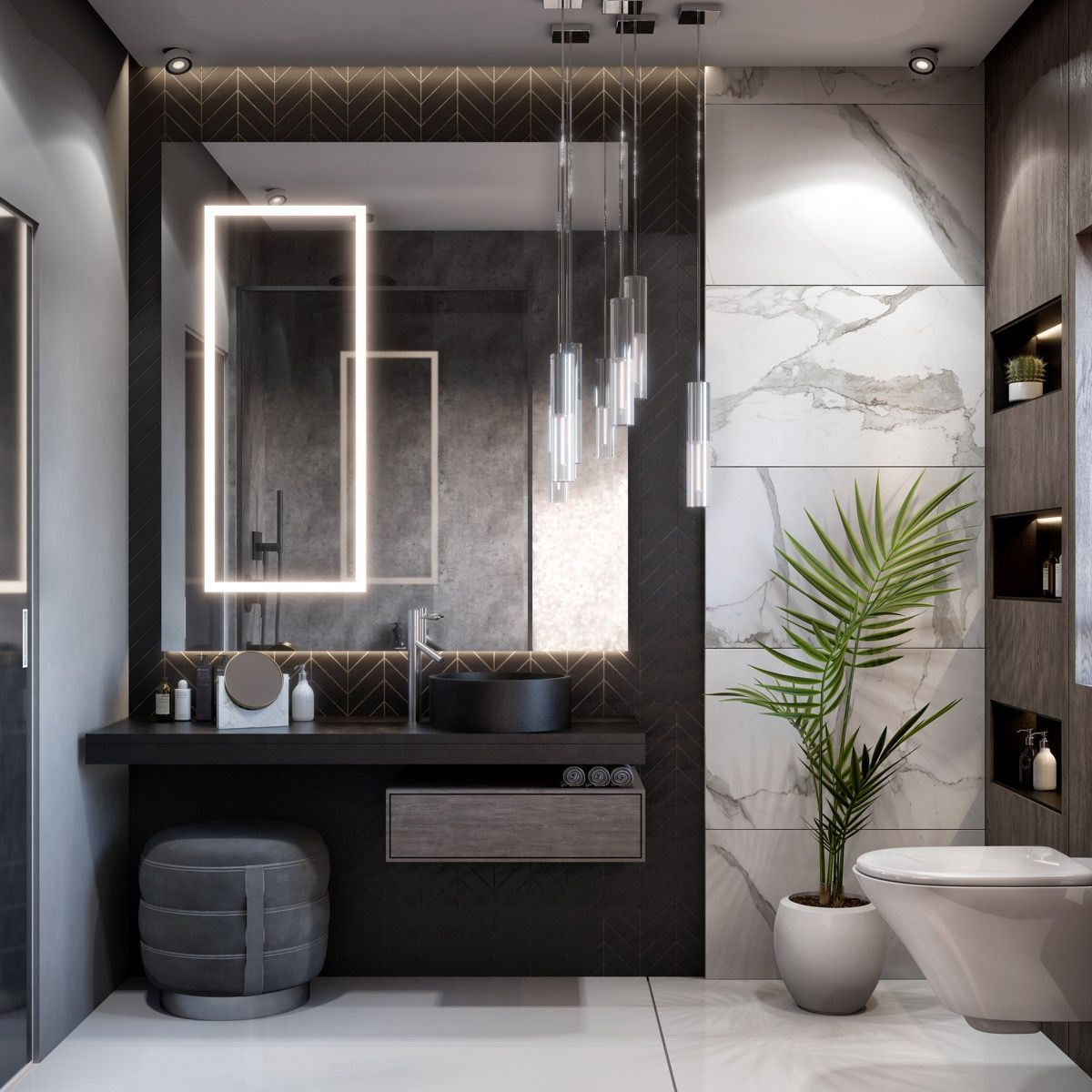 51 Modern Bathroom Design Ideas Plus Tips On How To