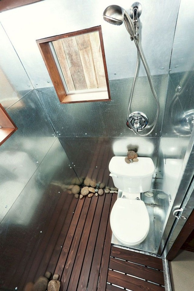 53 Marvelous Tiny House Bathroom Remodel Ideas Tiny House Bathroom Diy Bathroom Decor