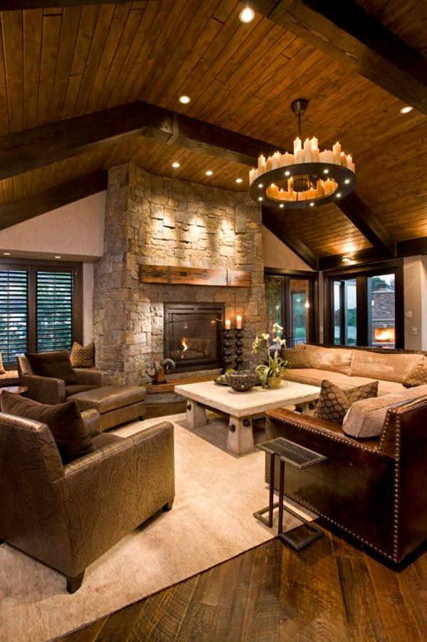 55 Awe Inspiring Rustic Living Room Design Ideas Rustic