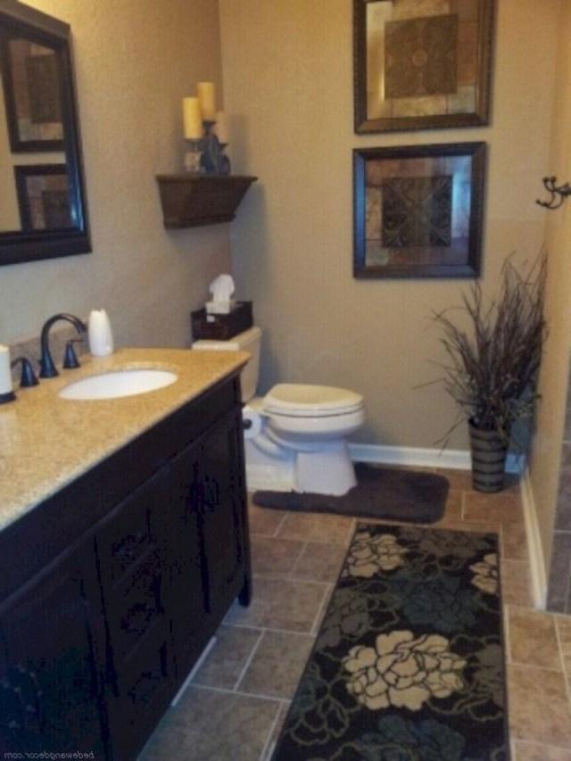 55 Incredible Half Bathroom Decor Ideas Unique Bathroom