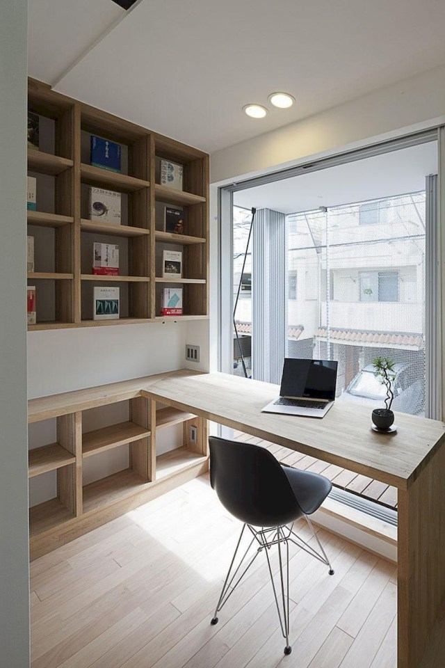 55 Modern Workspace Design Ideas Small Spaces 7 Home