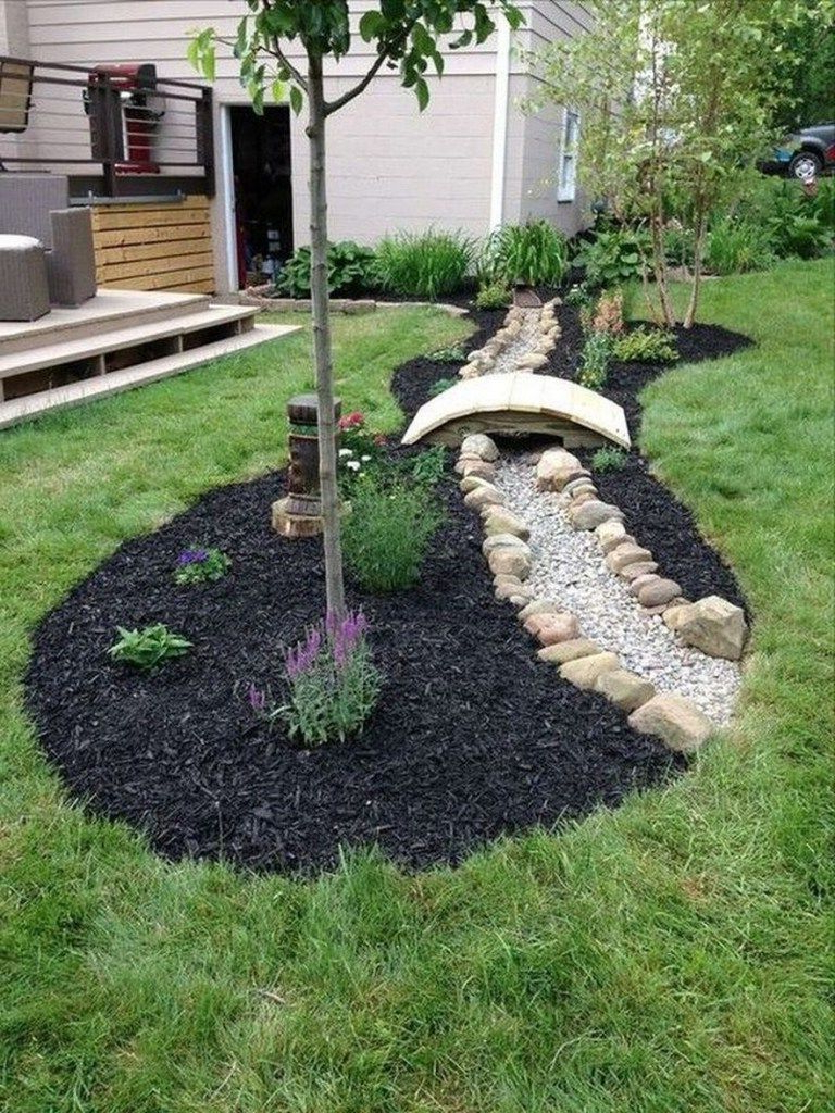 55 Simple And Beautiful Front Yard Landscaping Ideas On A