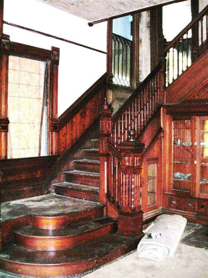 590 Best Victorian Staircases Entryways Images On