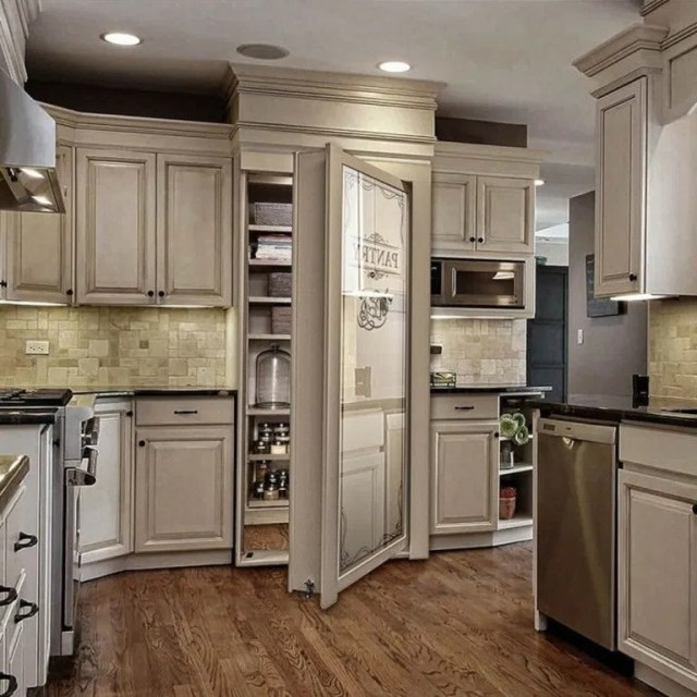 60 Amazing Kitchen Storage Ideas You Must Have 12 In 2020