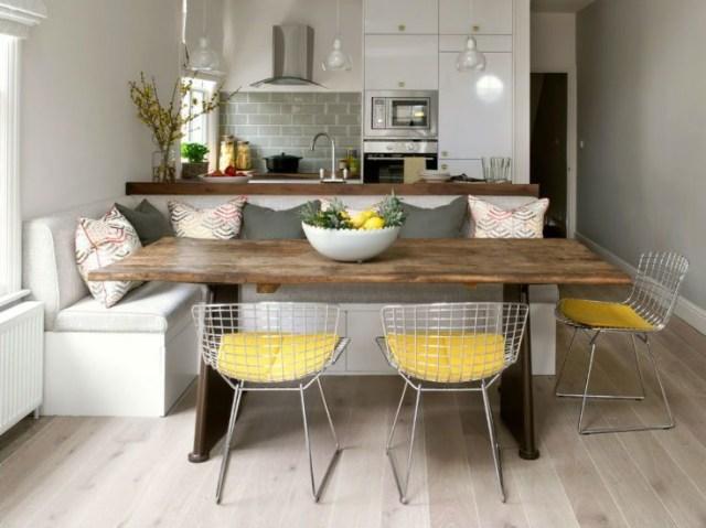 60 Best Charming Breakfast Nook Ideas For Your Kitchen