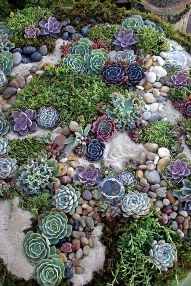 60 Cute Fairy Garden Design Ideas That You Must See 9