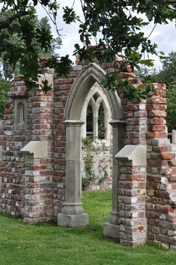 61 Best English Folly Images On Pinterest Gothic Garden