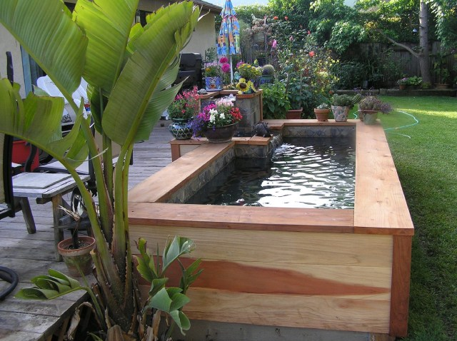 7 Best Beautiful Small Koi Pond Ideas Awesome Indoor