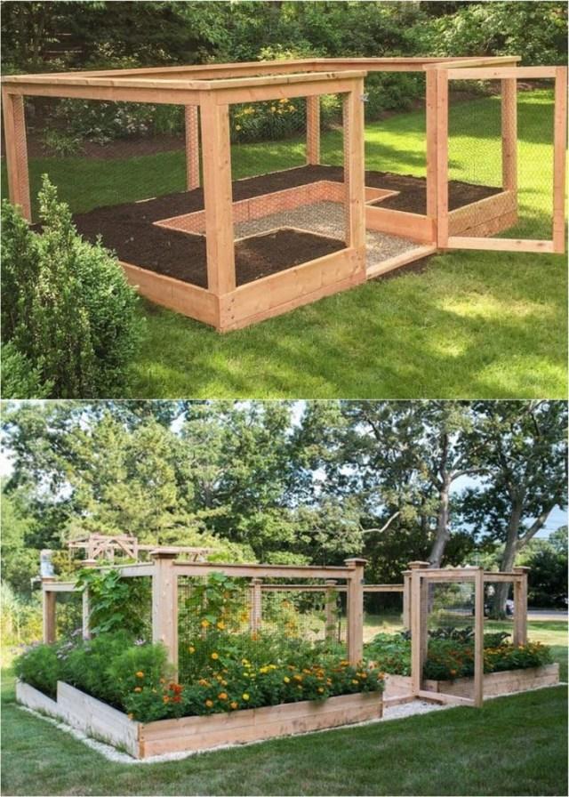 7 Best Vegetable Garden Layout Ideas On Soil Sun