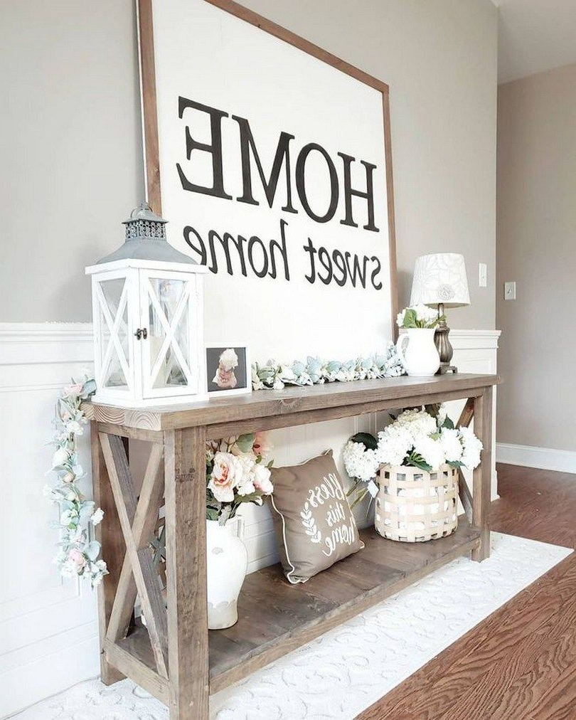 70 Creative Diy Farmhouse Home Decor Ideas And