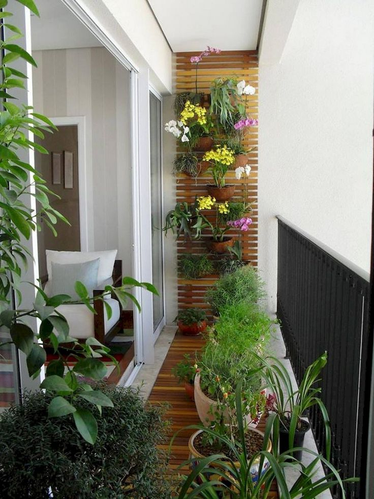 70 Stunning Small Balcony Decorating Ideas On A Budget