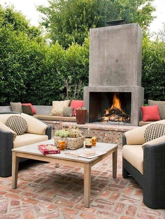 71 Outdoor Spaces To Make Your Yard Cozy And Beautiful