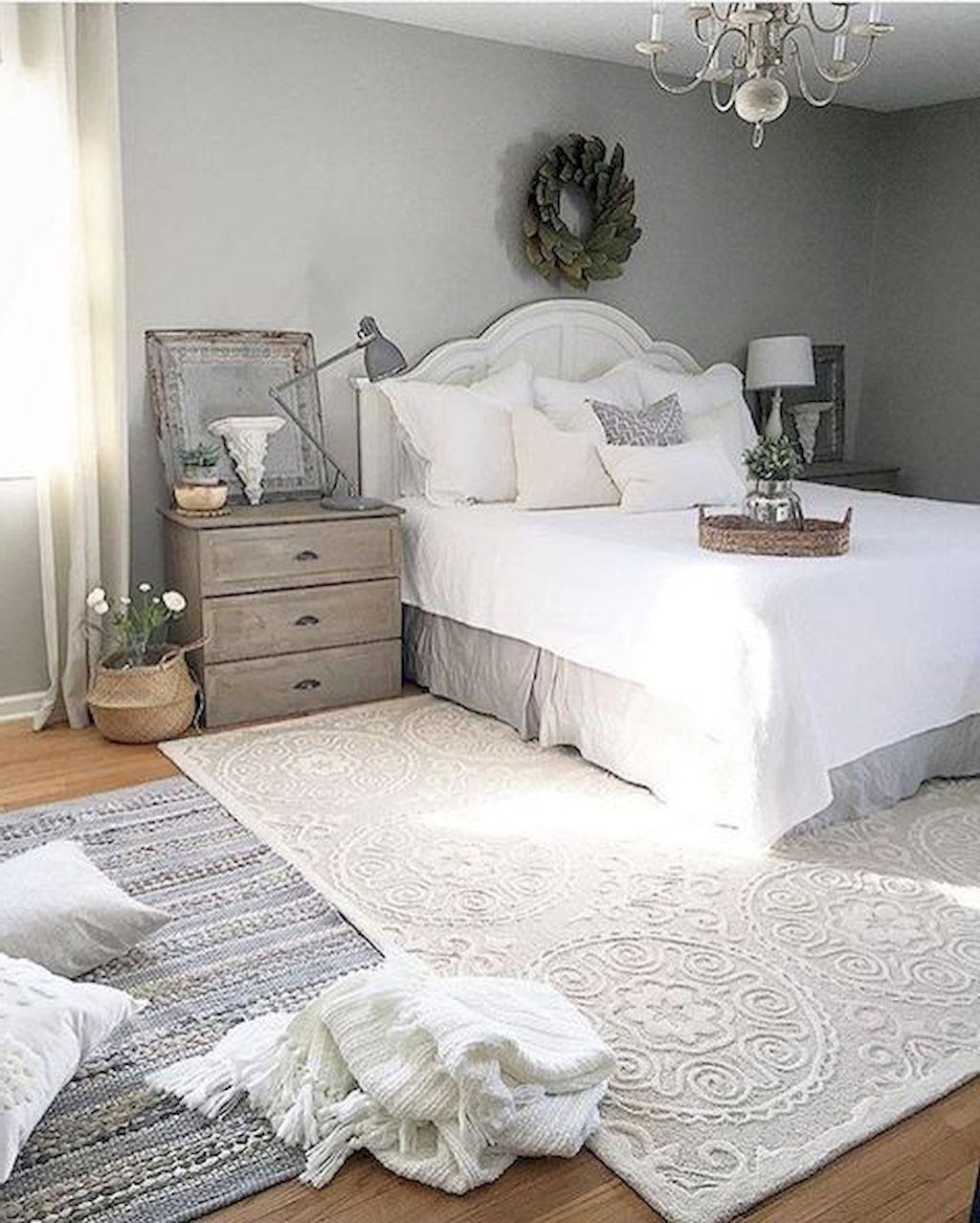 75 Beautiful Rug For Farmhouse Bedroom Decorating Ideas