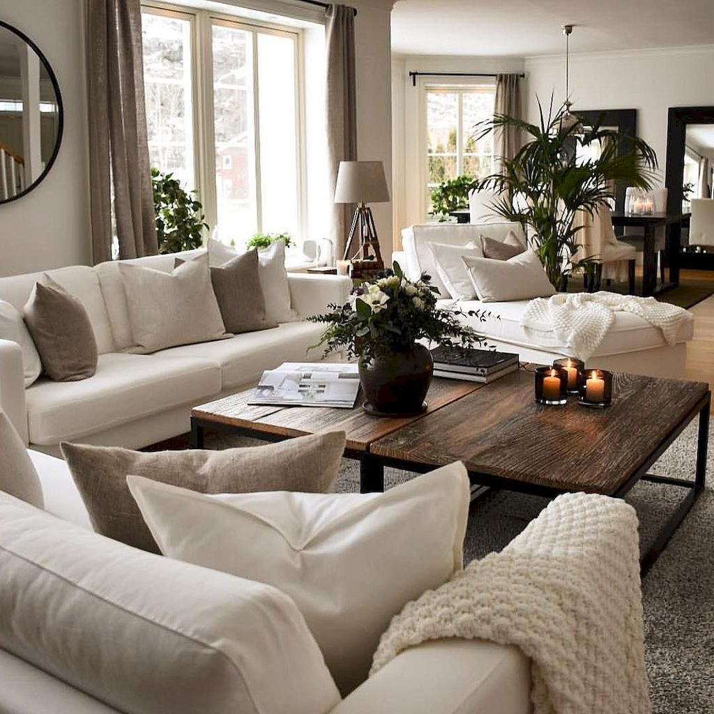 75 Cozy Apartment Living Room Decorating Ideas Living