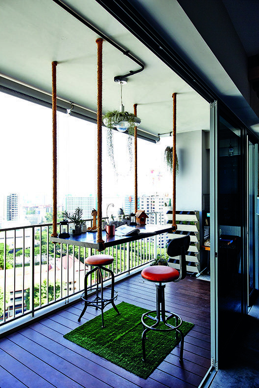 8 Design Ideas For Your Balcony Or Outdoor Space Indoor