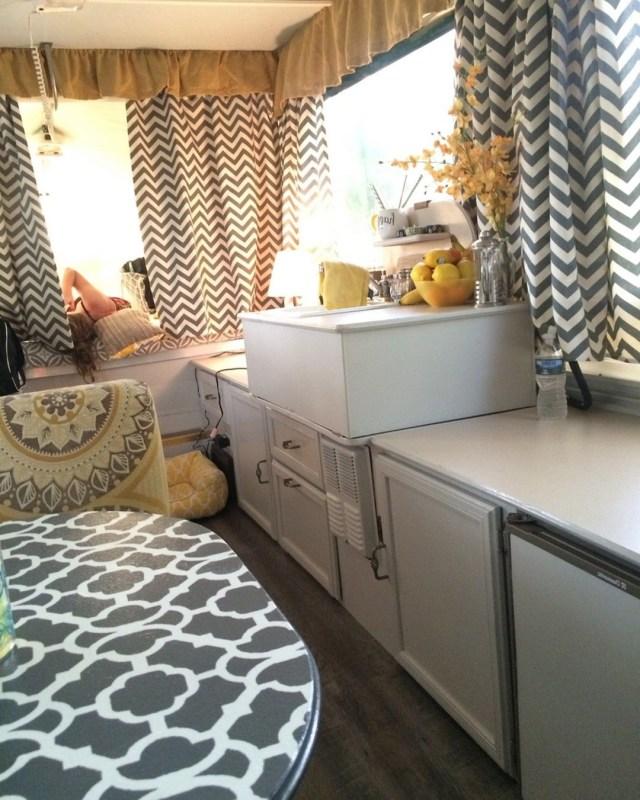 80 Best Rv Camper Interior Remodel Ideas 2 Camper