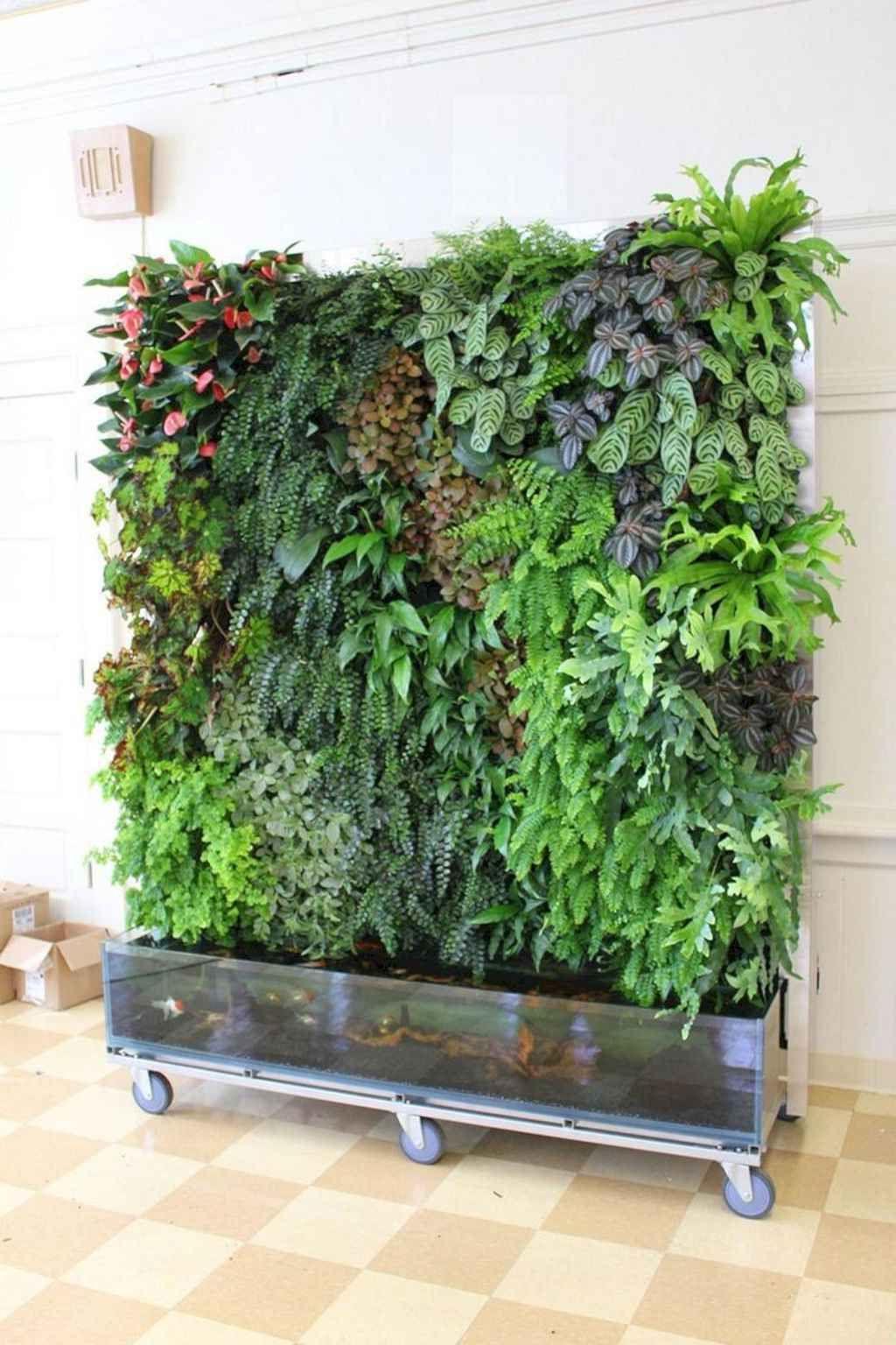 85 Beautiful Vertical Garden For Wall Decor Ideas Indoor
