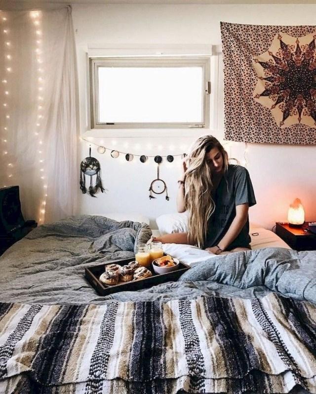 89 Cozy Romantic Bohemian Style Bedroom Decorating Ideas Bohemian Style Bedrooms Bohemian