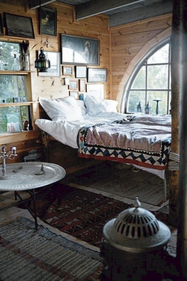 89 Cozy Romantic Bohemian Style Bedroom Decorating Ideas Page 8 Of 90