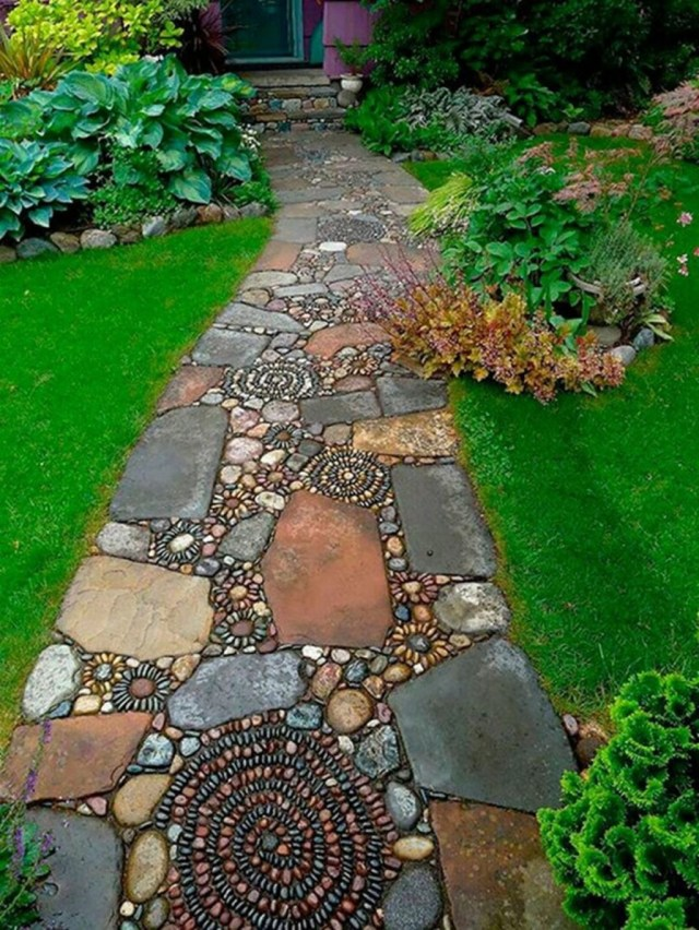 9 Beautiful Garden Pathway Design Ideas To Enhance Your