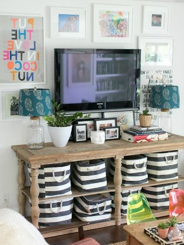 9 Brilliant Ways To Decorate Your Tv Wall Photo Gallery