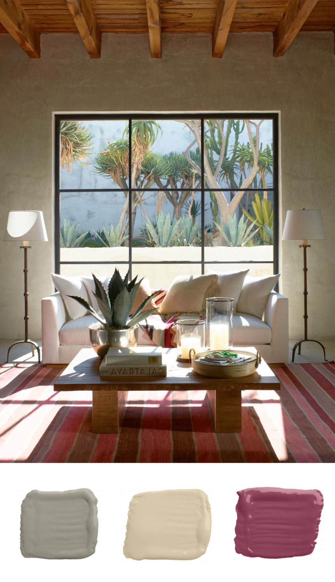 A Ralph Lauren Paint Palette Inspired The Richly Serene