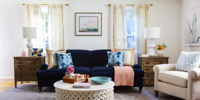 A Simple Way Of Picking The Right Sofa Color For Your New