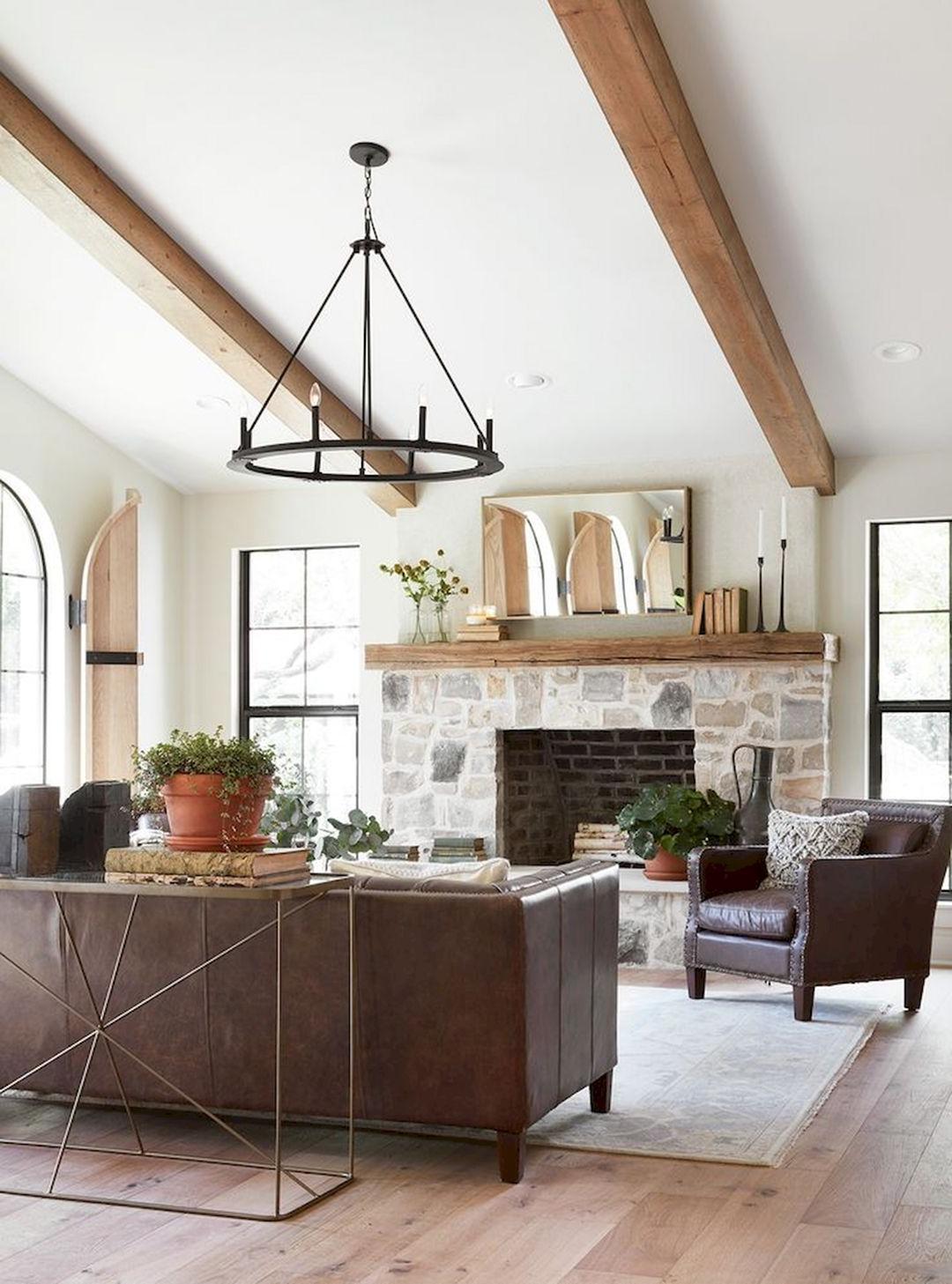 Amazing 7 Fixer Upper Aguilar House Interior Ideas