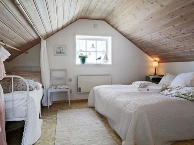 Amazing Attic Bedroom Ideas On A Budget Attic Bedroom