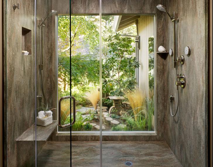 Amazing Bathroom Shower Ideas On A Budget Walk In Modern