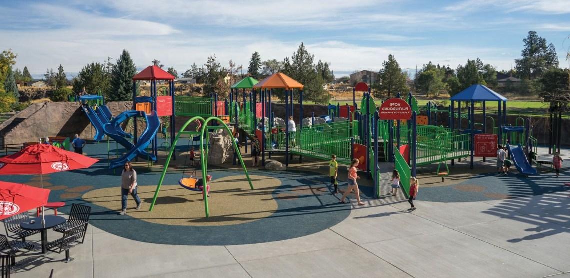 Amazing Climbing Ideas On The Playground Playground