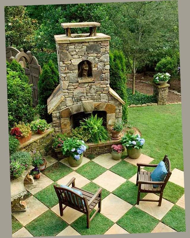 Amazing Patio Ideas For Backyard And Small Yards Ellecrafts