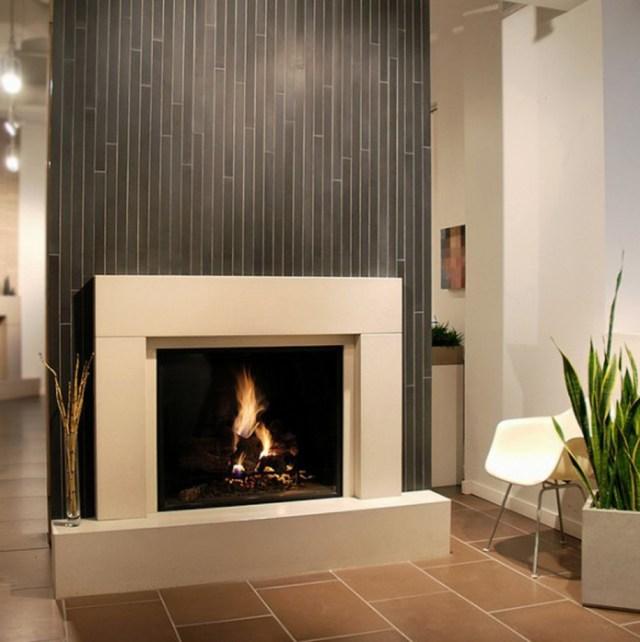Appealing Contemporary Fireplace Mantel Design Ideas