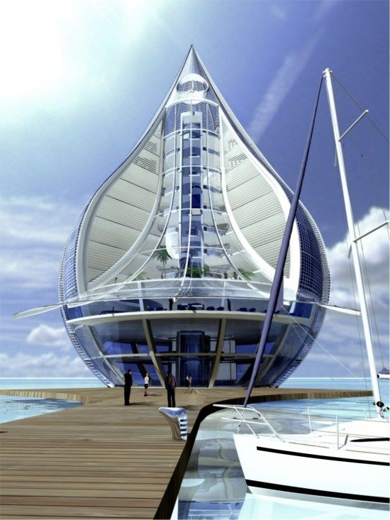 Architecture Buildings Water Building Resort Is A