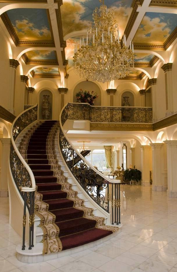 Art Architecture Design Grand Staircases Staircase