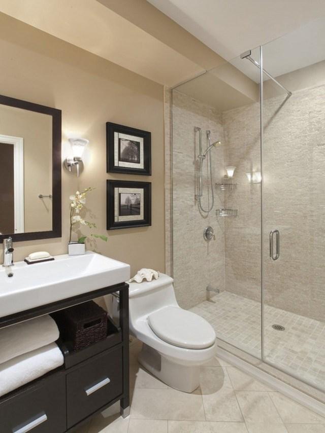 Awesome Bathroom Floor Tile Ideas Composition Glamorous